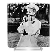 South Pacific, 1958 Shower Curtain by Granger