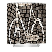 Streets Of Maastricht Shower Curtain by Juergen Weiss