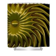 Sunflower Shower Curtain by Richard Rizzo
