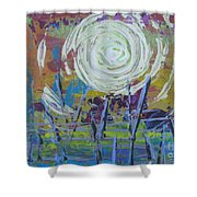Sunrise Sunset 6 Shower Curtain by Jacqueline Athmann