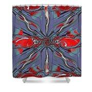 Tempest Shower Curtain by Tim Allen
