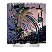 The Dreamsmyth Shower Curtain by Patrick Anthony Pierson