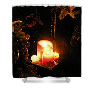 The Joy Of Light Shower Curtain by Anthony Wilkening