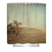 The Neverending Loneliness Shower Curtain by Laurie Search
