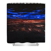 The Storm Shower Curtain by Mauro Celotti