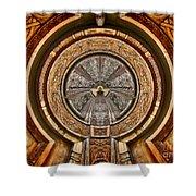 The Turbine - Archifou 63 Shower Curtain by Aimelle
