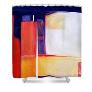 Too Loose Lautrec Shower Curtain by Marlene Burns