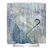 Umbrella Shower Curtain by Brett Pfister