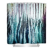 Volcanic Eruption 2 Shower Curtain by Hakon Soreide