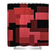 Wake Shower Curtain by Ely Arsha