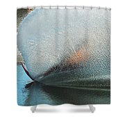 Water Skiing Magic Of Water 18 Shower Curtain by Bob Christopher