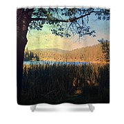 When I'm In Your Arms Shower Curtain by Laurie Search