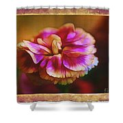 Yesterday Shower Curtain by Judi Bagwell