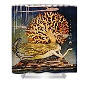 Andersen: Little Mermaid Shower Curtain by Granger