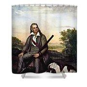 John James Audubon Shower Curtain by Granger