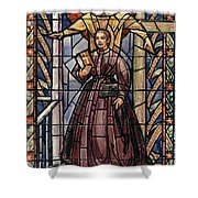 Sally Tompkins (1833-1916) Shower Curtain by Granger
