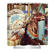 Bryant Park Shower Curtain by JAMART Photography