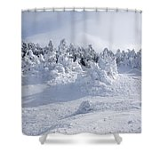 Carter Dome - White Mountains New Hampshire Usa Shower Curtain by Erin Paul Donovan