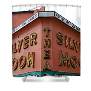 Classic Drive In Shower Curtain by David Lee Thompson