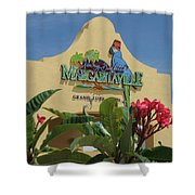 Daydreaming Shower Curtain by Robert Meanor