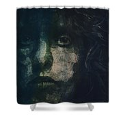 I Can See For Miles Shower Curtain by Paul Lovering