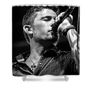 Michael Ray Shower Curtain by Christopher Holmes