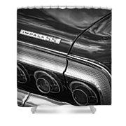 1964 Chevrolet Impala Ss Shower Curtain by Gordon Dean II
