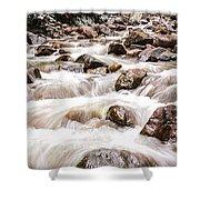 Autumn At Gore Creek - Vail Colorado Shower Curtain by Brian Harig