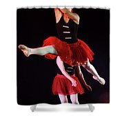 Ballet Performance  Shower Curtain by Chen Leopold