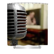 Dynamic Sound Shower Curtain by JAMART Photography