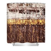 Untitled No. 3 Shower Curtain by Julie Niemela