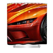 2012 Falcon Motor Sports F7 Series 1  Shower Curtain by Gordon Dean II
