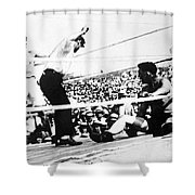Jack Dempsey (1895-1983) Shower Curtain by Granger