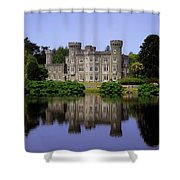 Johnstown Castle, Co Wexford, Ireland Shower Curtain by The Irish Image Collection