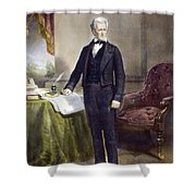 Andrew Jackson (1767-1845) Shower Curtain by Granger
