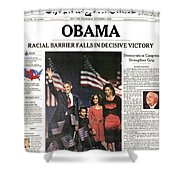 Presidential Campaign, 2008 Shower Curtain by Granger