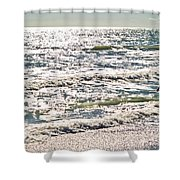 Beach Adventure Shower Curtain by Patrick M Lynch