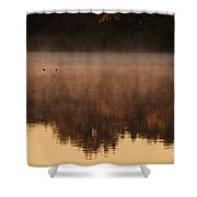Bev's Retreat Shower Curtain by Tamyra Ayles