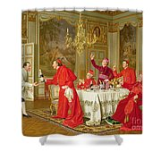 Birthday Shower Curtain by Andrea Landini