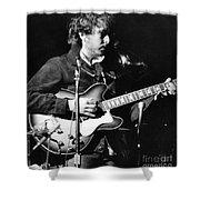 Bob Dylan (1941- ) Shower Curtain by Granger