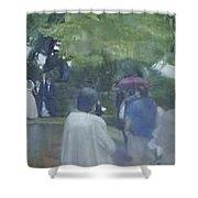 Bridal Showers Shower Curtain by Sheila Mashaw