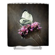 Butterfly Spirit #02 Shower Curtain by Loriental Photography