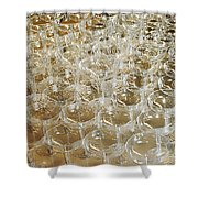 Celebration Shower Curtain by Clayton Bruster