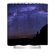 Celestial Arch Shower Curtain by Chad Dutson