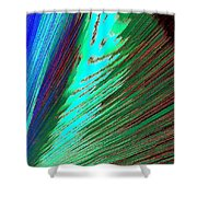 Cohesive Diversity Shower Curtain by Will Borden