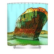 Desdemona 1 Shower Curtain by Dominic Piperata
