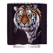 Desperado Shower Curtain by Barbara Keith