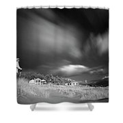 Destination Shower Curtain by William Lee