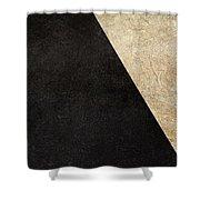 Division Shower Curtain by Brett Pfister