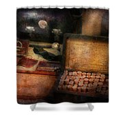Doctor - Everything You Need To Be A Doctor Shower Curtain by Mike Savad
